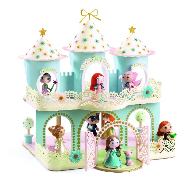 Decor castel arty toys djeco imagine