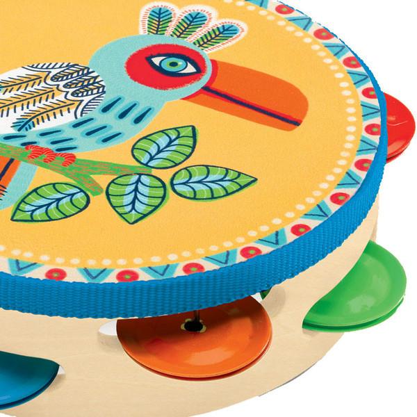 Tamburina muzicala djeco imagine