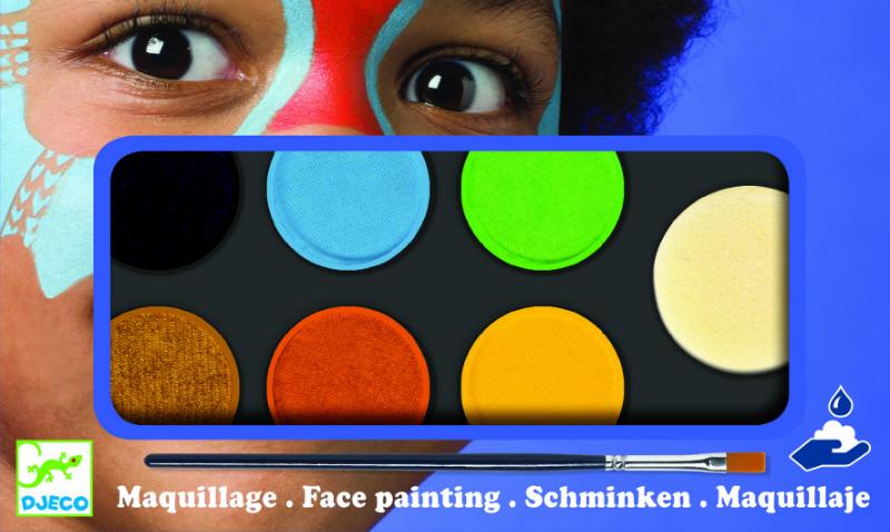 Culori make-up non alergice natur djeco imagine