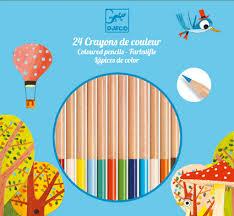 Creioane natur de colorat djeco imagine