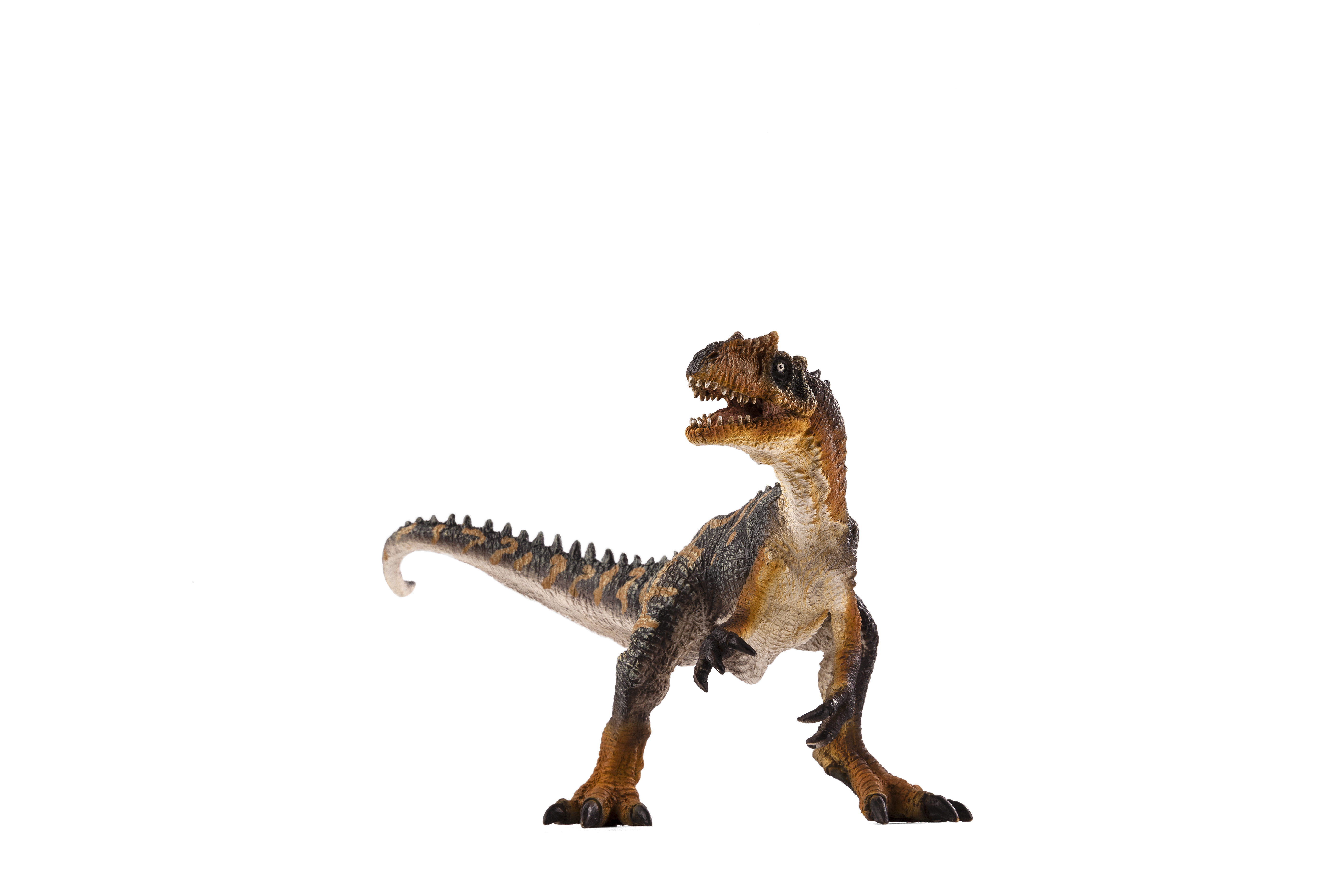 Figurina allosaurus mojo