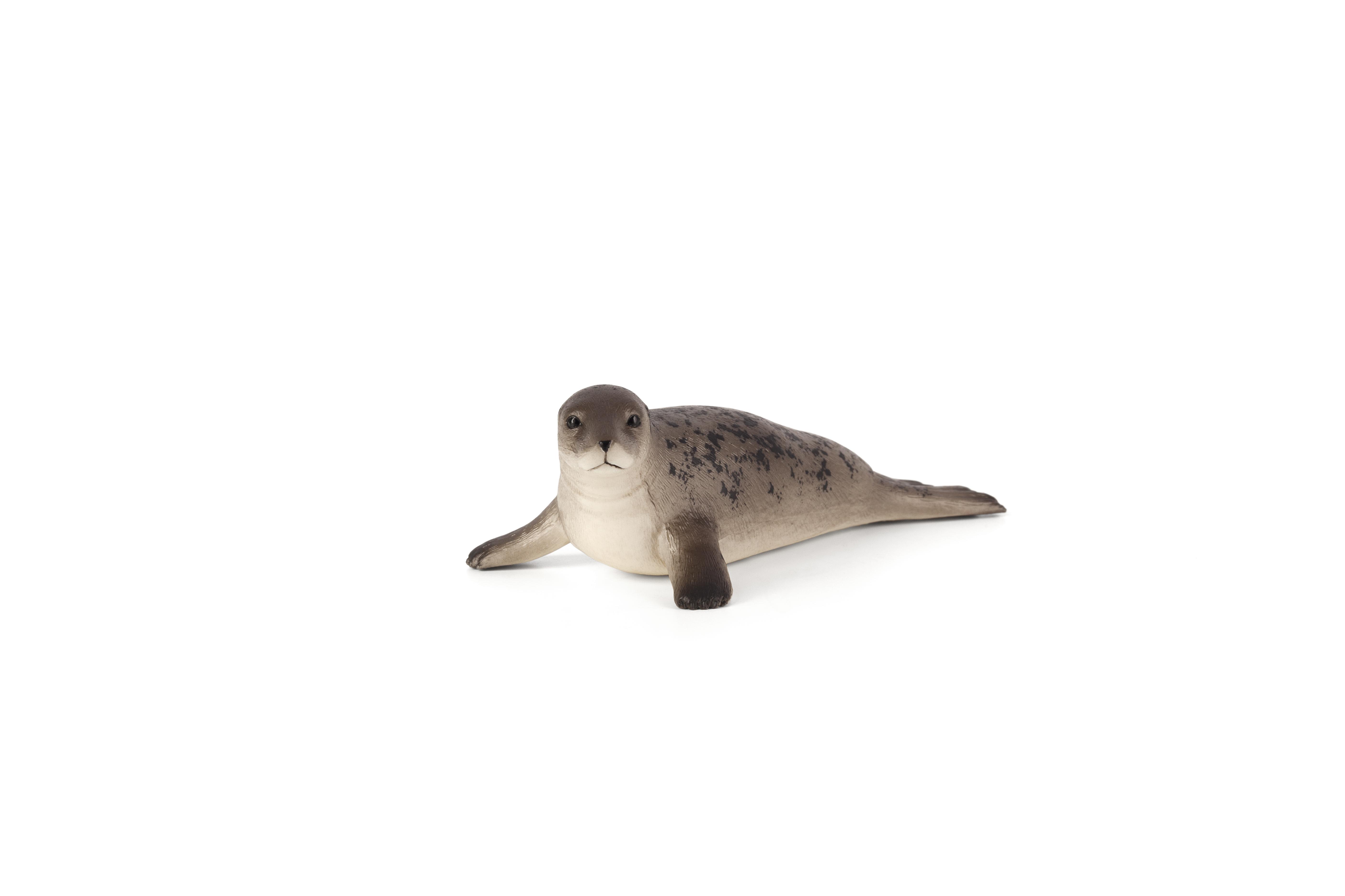 Figurina foca gri mojo