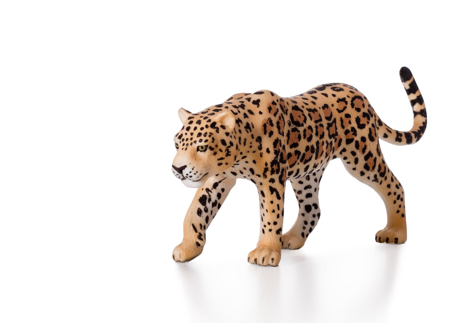 Figurina leopard mojo