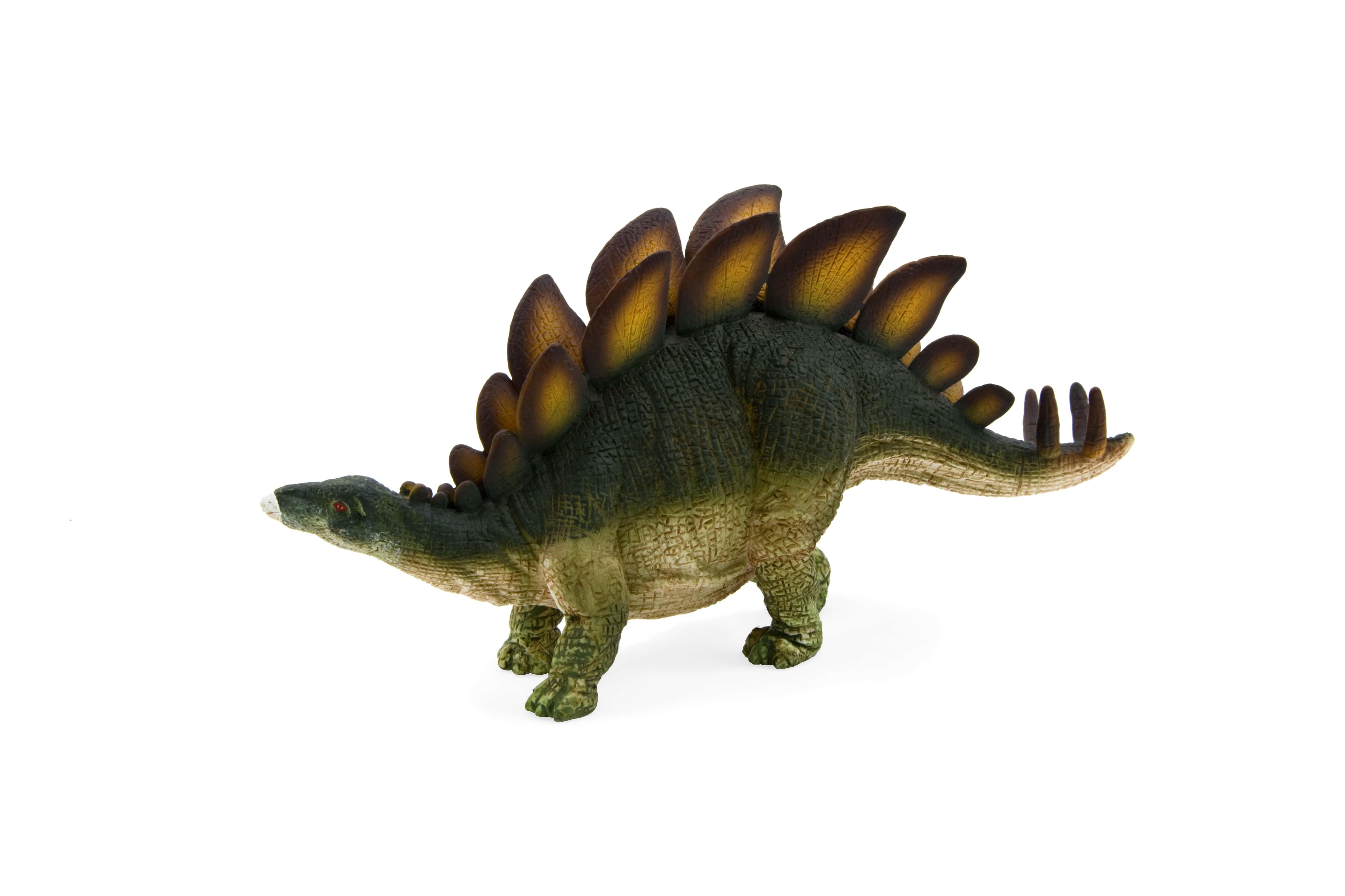 Figurina pui stegosaurus mojo