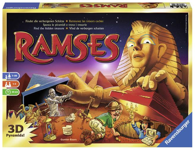 Joc faraonul ramses ravensburger