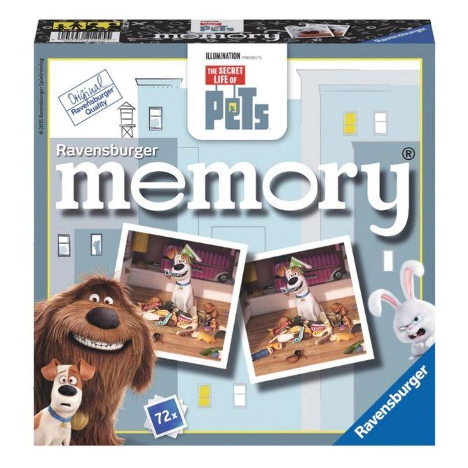Joc memory viata animalelor ravensburger imagine