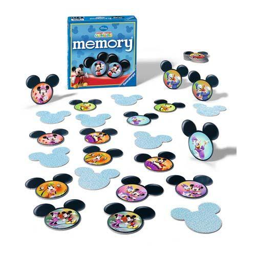 Jocul memoriei clubul lui mickey mouse ravensburger imagine