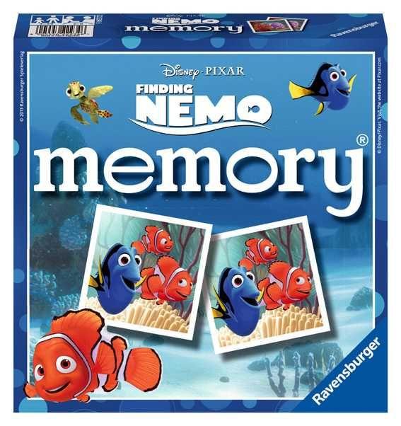 Jocul memoriei gaseste-l pe nemo ravensburger imagine