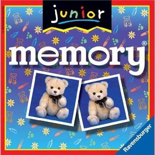 Jocul memoriei junior ravensburger imagine