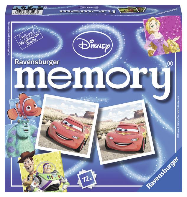 Jocul memoriei disney ravensburger imagine