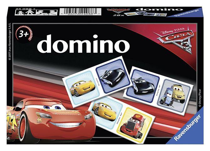 Joc domino disney cars 3 ravensburger imagine
