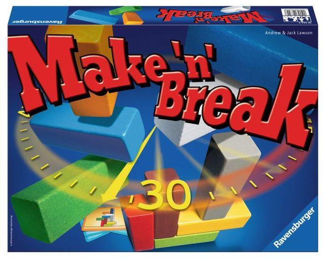 Joc societate make break ravensburger - 2