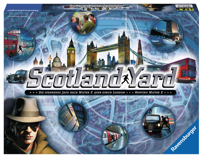 Joc societate scotland yard ravensburger
