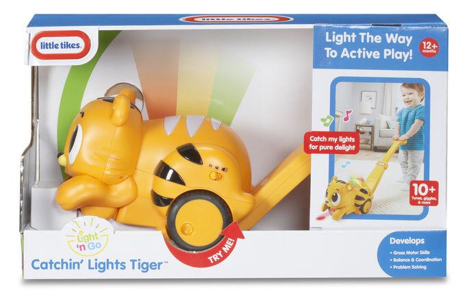 Jucarie de impins tigru little tikes imagine