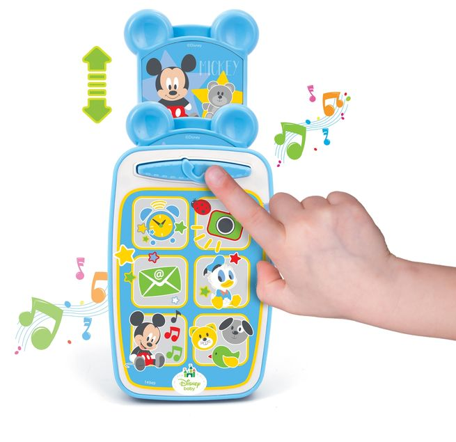 Smartphone mickey mouse clementoni - 1