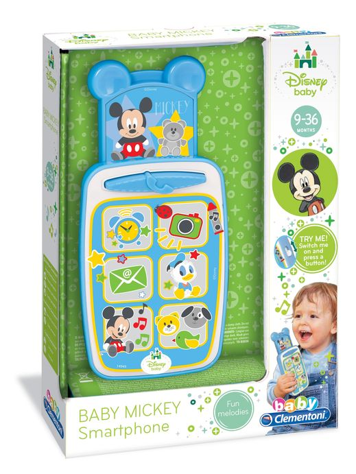 Smartphone mickey mouse clementoni - 2