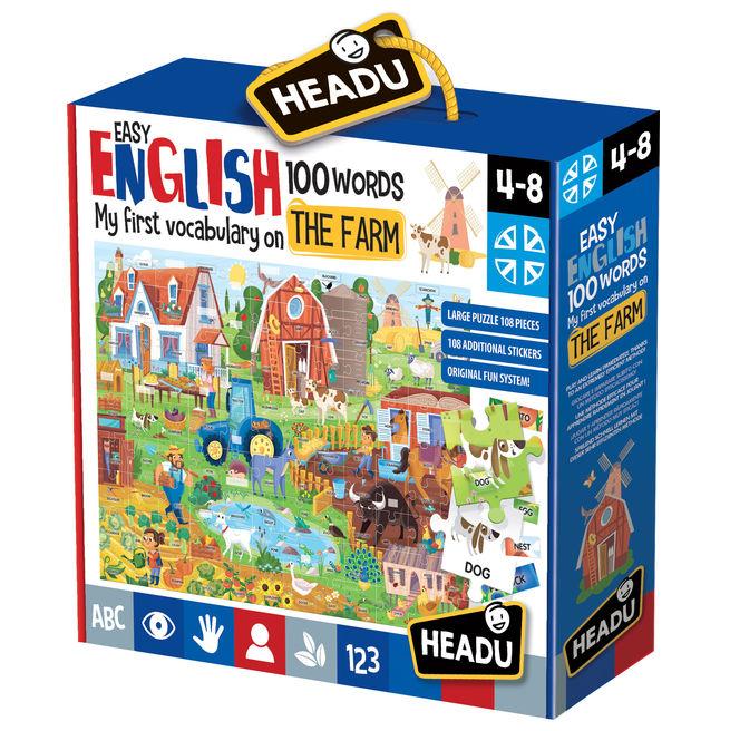 Joc 100 de cuvinte ferma in engleza headu