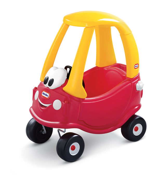 Masinuta cozy coupe little tikes imagine
