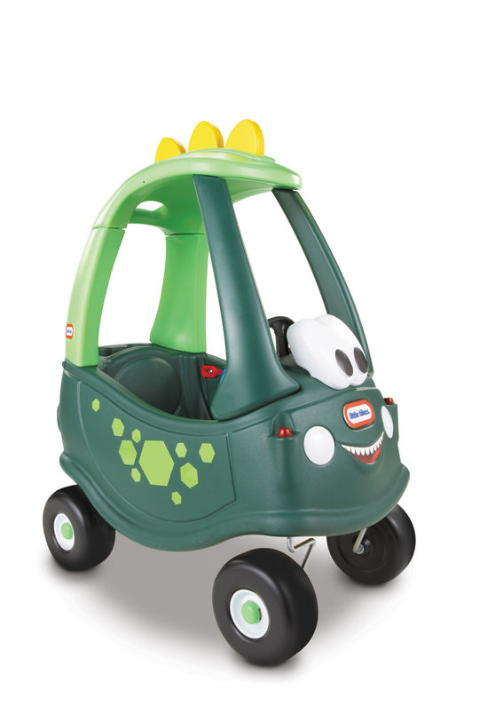 Masinuta dinozaur cozy coupe little tikes imagine