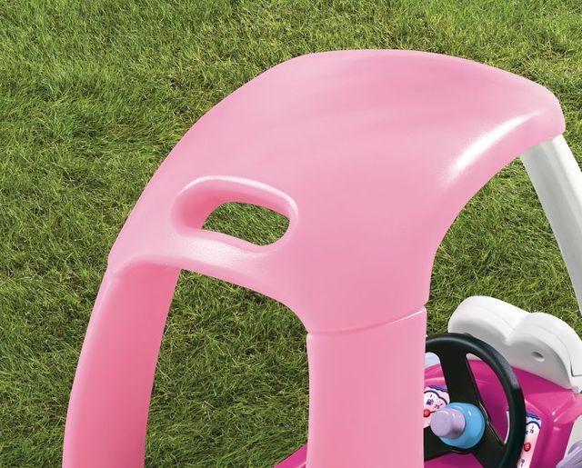 Masinuta roz cozy coupe little tikes - 1
