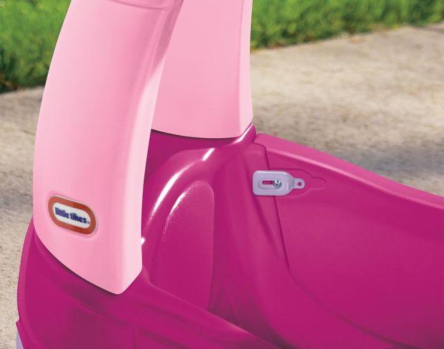 Masinuta roz cozy coupe little tikes - 2