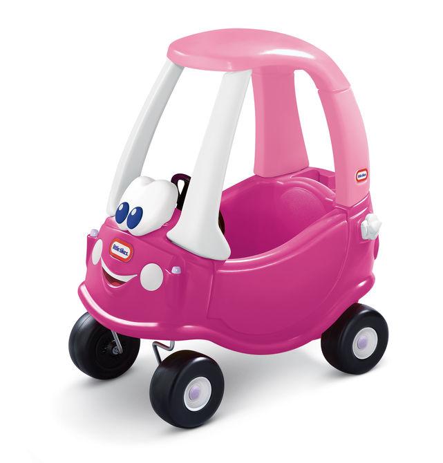 Masinuta roz cozy coupe little tikes