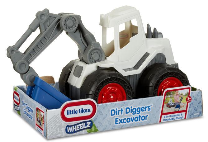 Excavator little tikes