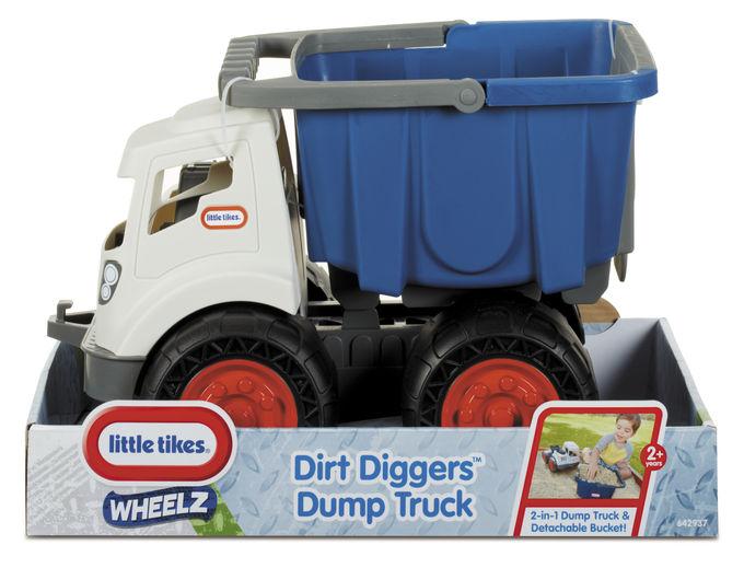 Camion albastru little tikes imagine