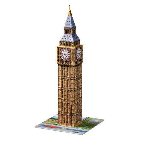 Puzzle 3d big ben 216 piese ravensburger imagine