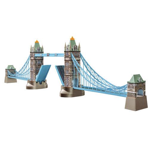 Puzzle 3d tower bridge 216 piese ravensburger imagine