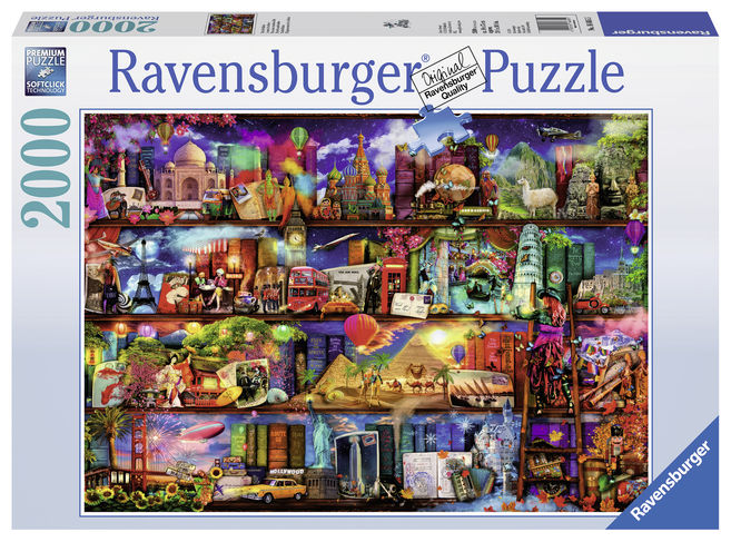 Puzzle adulti scene 2000 piese ravensburger