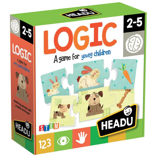 Puzzle asociaza animalutele headu imagine