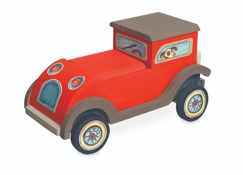 Masina de epoca macheta 3d egmont imagine