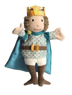Papusa de mana regele egmont imagine