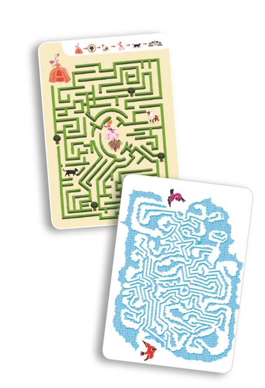 Mini games labirint djeco - 1