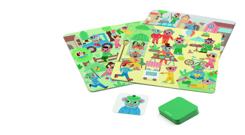 Eduludo joc de vocabular djeco - 1