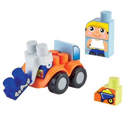 Camion de constructii abrick ecoiffier imagine