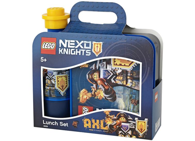 Set pentru pranz lego nexo knights imagine