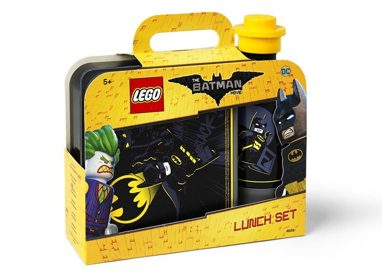 Set pentru pranz lego batman imagine
