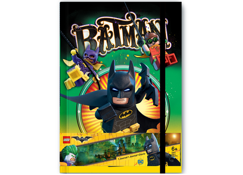 Agenda lego batman movie