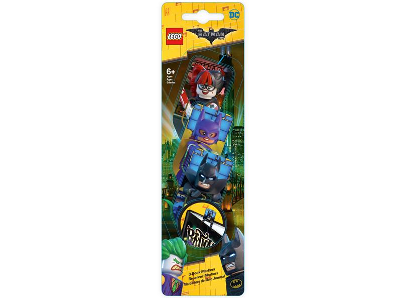 Set 3 semne de carte lego batman movie imagine