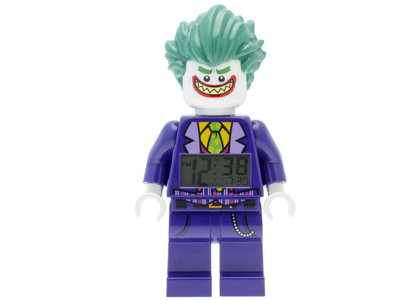 Ceas desteptator lego batman joker imagine