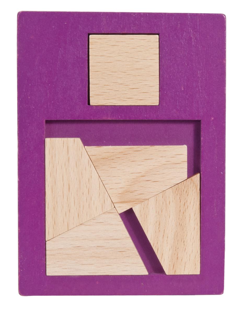 Joc logic din lemn extra piesa-1 fridolin