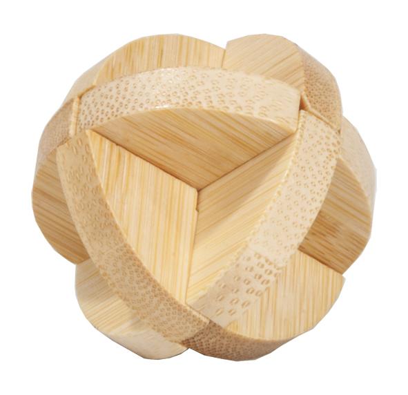 Joc logic iq din lemn bambus in cutie metalica-3 fridolin