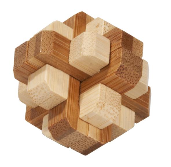 Joc logic iq din lemn bambus in cutie metalica-4 fridolin