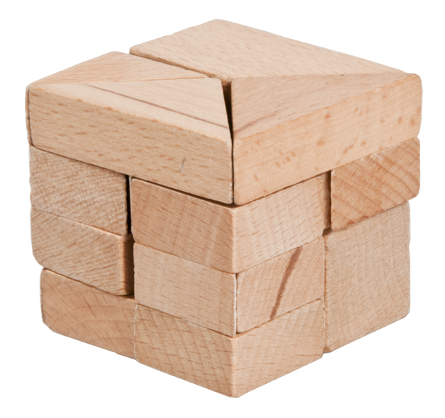 Joc logic iq din lemn-11 fridolin