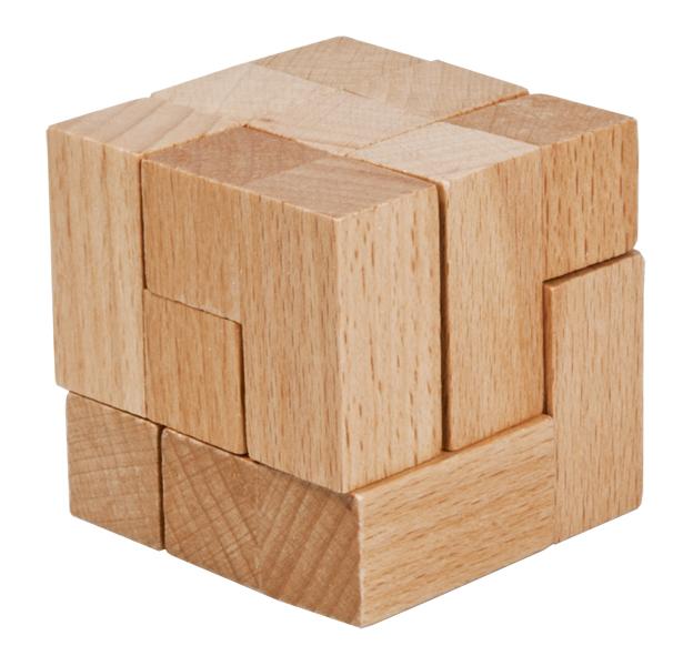 Joc logic iq din lemn-12 fridolin