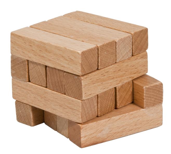 Joc logic iq din lemn-14 fridolin