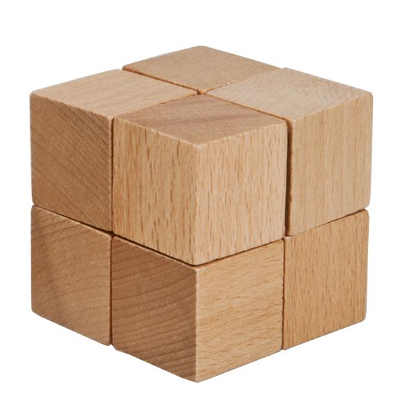 Joc logic iq din lemn-15 fridolin