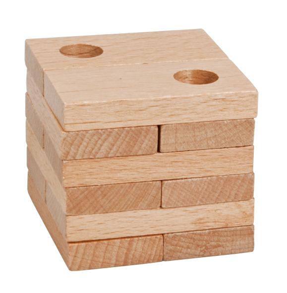 Joc logic iq din lemn-16 fridolin